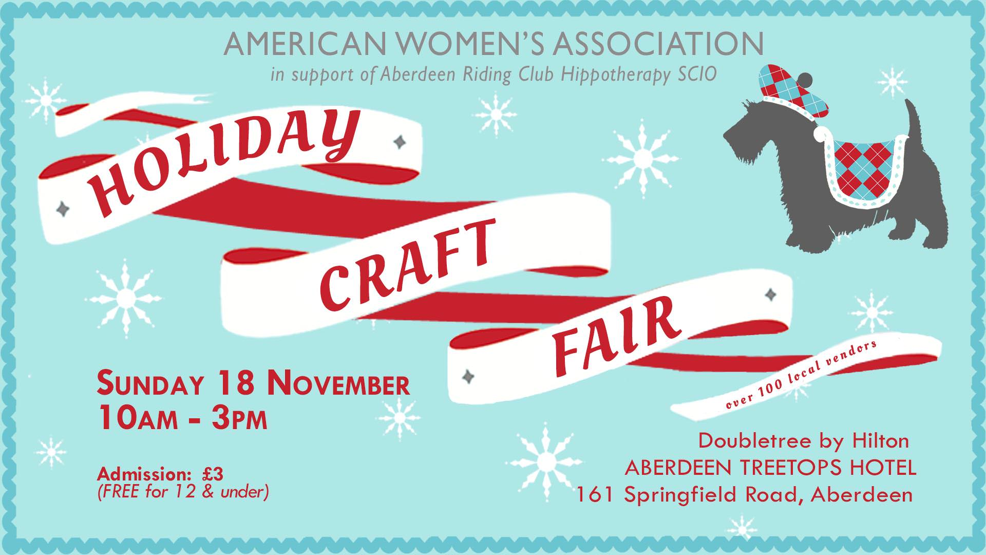 AWA Holiday Craft Fair 2018